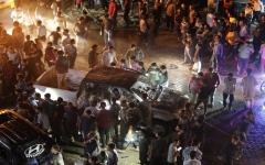 الصورة: الصورة: 17 قتيلاً على الأقلّ بانفجار سيارة مفخخة في سوريا