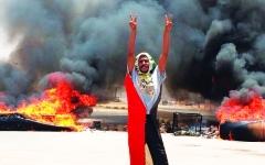 الصورة: الصورة: الإضرابات تعمّ السودان وإعلان العصيان المدني