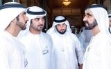 الصورة: الصورة: الإمارات تزف فرسان دبي اليوم