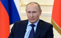 الصورة: الصورة: بوتين: روسيا مستعدة للتخلي عن معاهدة ستارت النووية مع أمريكا