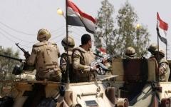 الصورة: الصورة: مصر.. إحباط هجوم إرهابي شمال سيناء