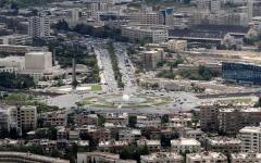 الصورة: الصورة: مصدر رسمي سوري: «حماس» سارت في المخطط الذي أرادته إسرائيل