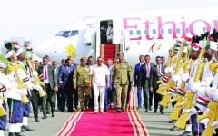 الصورة: الصورة: الإمارات: الحوار هو السبيل  الوحيد للمضي قدماً في السودان