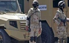 الصورة: الصورة: مصر:  مقتل 4 متورطين جدد في هجوم العريش الإرهابي