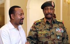 الصورة: الصورة: المجلس العسكري السوداني يصدر بياناً بشأن الوساطة الإثيوبية