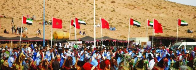 الإمارات في «طانطان».. مشاركة نوعية تعزز التسامح والتناغم - البيان