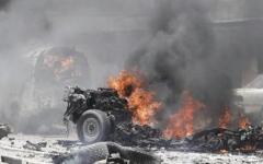 الصورة: الصورة: 8 قتلى بانفجار في مقديشو