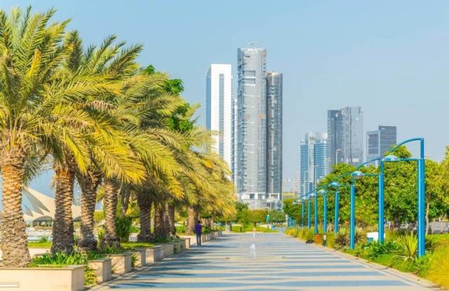 أبوظبي ملتقى الحضارة والحداثة تقف شاهداً على ازدهار الإمارات وتقدمها - البيان