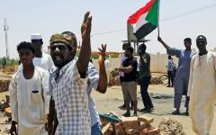 الصورة: الصورة: إعلان الحرية والتغيير في السودان: لن نعود للتفاوض قبل تنفيذ شروطنا