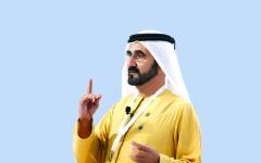 الصورة: الصورة: محمد بن راشد: بالإدارة نصنع أمة عربية عظيمة