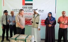 الصورة: الصورة: الإمارات تقدم حزمة مساعدات جديدة للشعب اليمني