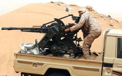 الصورة: الصورة: الشرعية تطلق عملية استكمال تحرير البيضاء