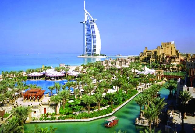 تلغراف: دبي تفضل أن تكون في المقدمة - البيان