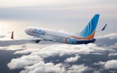 الصورة: الصورة: فلاي دبي: تعديل  بعض مسارات الطيران كإجراء احترازي
