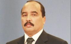 الصورة: الصورة: رئيس موريتانيا: قطر دولة تخريب وتدمير