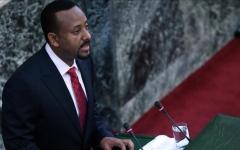 الصورة: الصورة: رئيس وزراء إثيوبيا يعلن إحباط الانقلاب