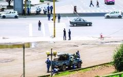 الصورة: الصورة: فشل محاولة انقلاب في إثيوبيا