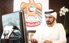الصورة: الصورة: حساب محمد بن راشد في «تويتر».. منصة تواصلية تفاعلية ونمـوذج فريد للدبلوماسية الشعبية