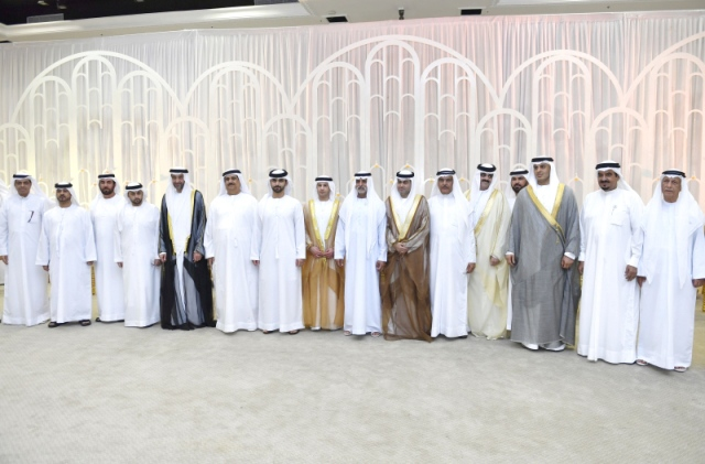 Regir from Umm al-Qaiwain, Abdullah bin Salem and Mansour
