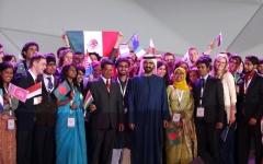 الصورة: الصورة: محمد بن راشد: بلدي الأفضل عالمياً.. وسنبـقى في سباق لتحسين جاذبيتها