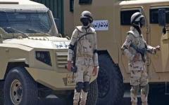 الصورة: الصورة: مصر.. بيان من الداخلية بشأن الهجوم في شمال سيناء