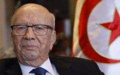 الصورة: الصورة: أنباء متضاربة حول وفاة الرئيس التونسي