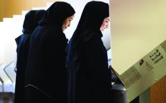 الصورة: الصورة: مواطنون: «الصوت الواحد» دليل نضج الناخب الإماراتي