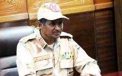 الصورة: الصورة: حميدتي: لم نستثمر التغيير في السودان بشكل صحيح