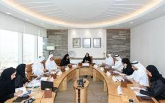 """الصورة: الصورة: """"الإمارات للتوازن بين الجنسين"""" يؤكد مواصلة جهوده لتسريع العمل على """"تشريعات التوازن"""""""