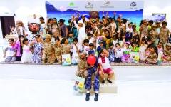 الصورة: الصورة: «الفجيرة للموارد الطبيعية» تنظم فعاليات ترفيهية وتعليمية خلال الصيف