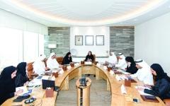 الصورة: الصورة: «الإمارات للتوازن بين الجنسين»: تسريع العمل على «تشريعات التوازن» بالتعاون مع المسرعات الحكومية