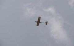 الصورة: الصورة: إسقاط طائرتين مسيرتين أطلقهما الحوثيون تجاه جازان وعسير