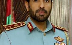الصورة: الصورة: اللواء المطروشي ينعى العريف أول طارق الحواي شهيد الواجب