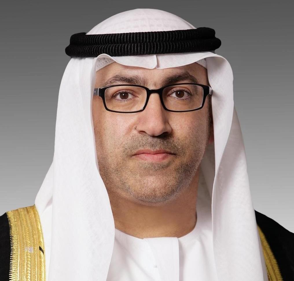 الصورة : معالي عبد الرحمن العويس، وزير الدولة لشؤون المجلس الوطني الاتحادي، رئيس اللجنة الوطنية للانتخابات