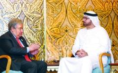 الصورة: الصورة: نقل تجربة التحديث الحكومي الإماراتية إلى أفريقيا