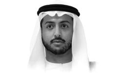 الصورة: الصورة: محمد بن راشد ومحمد بن زايد يعزيان شعب الإمارات بفقيد الوطن