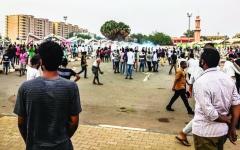 الصورة: الصورة: الإمارات تؤكد أهمية الحوار وتفادي التصعيد في السودان