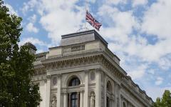 الصورة: الصورة: بريطانيا تستدعي سفير الصين بسبب تصريحات عن هونغ كونغ