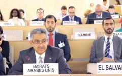 الصورة: الصورة: الإمارات: الحل السياسي وحده ينهي أزمة سوريا