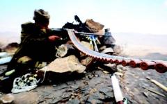 الصورة: الصورة: واشنطن: نقف بحزم مع الرياض ضد تهديد الحوثي