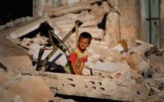 الصورة: الصورة: توجّه دولي لتوسيع العملية السياسية لحل الأزمة السورية