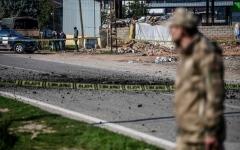 الصورة: الصورة: قتلى وجرحى بانفجار جنوب تركيا