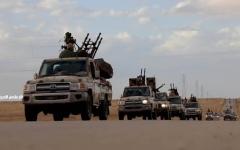 الصورة: الصورة: مصادر لـ« البيان »: 20 ألف مقاتل لاسترجاع غريان