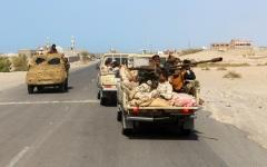 الصورة: الصورة: الحوثي يُفشل اجتماعاً أممياً في الحديدة بقطع الطرق