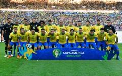 الصورة: الصورة: البرازيل بطلةً لكوبا أمريكا للمرة التاسعة