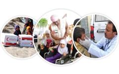 الصورة: الصورة: 20.5 ملياراً مساعدات الإمارات لليمن في 4 سنوات