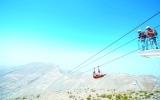 الصورة: الصورة: سياحة «جيس»  هيبة الجبل