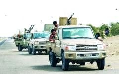 الصورة: الصورة: التحالف: لن نتوانى في التصدي لإرهاب الحوثي ضد الملاحة