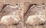 الصورة: الصورة: صور الأقمار الصناعية تكشف ماذا فعل الزلزال في كاليفورنيا