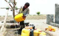 الصورة: الصورة: الحكومة اليمنية لـ« البيان»: استئناف المشاورات رهن بإنهاء مهزلة المحاكمات
